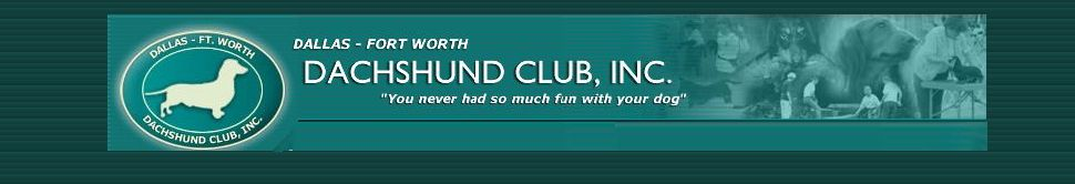 Dallas-Fort Worth Dachshund Club, Inc.